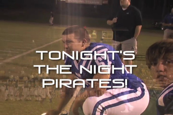 Pirates v Trojans