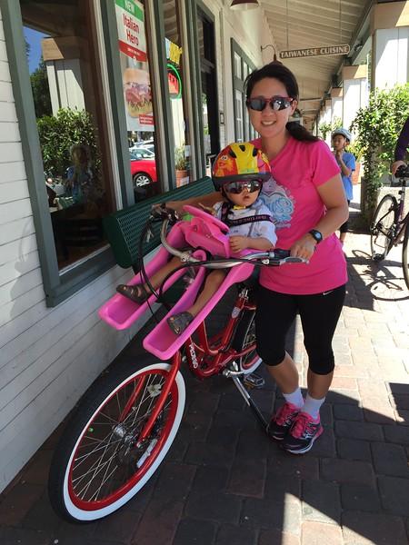 Bike ride Sept 2015