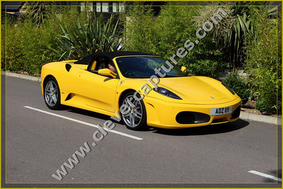 Sharnbrook Hotel - Italian Cars - 27th June 2010 - Staged & General Images