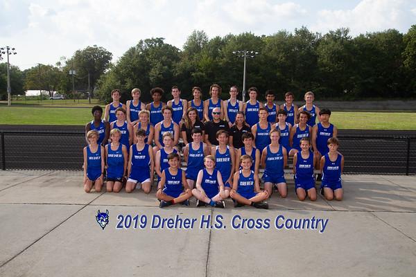 2019 Boys Cross Country