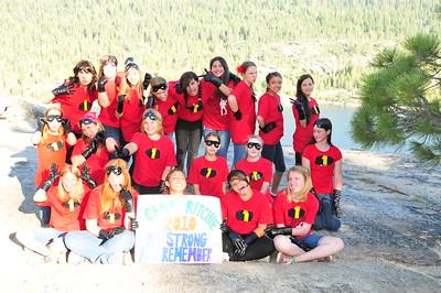2010-07 YW Camp
