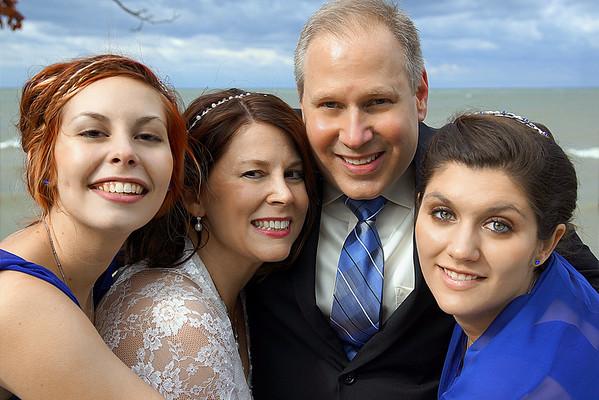 David & Julie's Wedding   Oct. 4, 2014