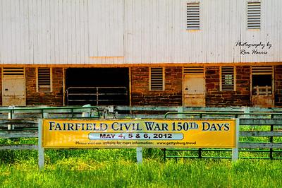 149th Civil War Fairfield May 2012