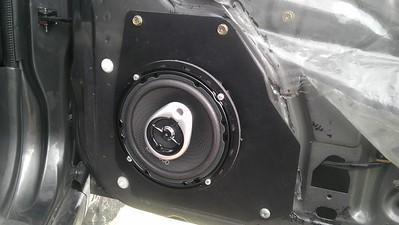 1994 Nissan Maxima GXE Front Door Speaker Installation - USA