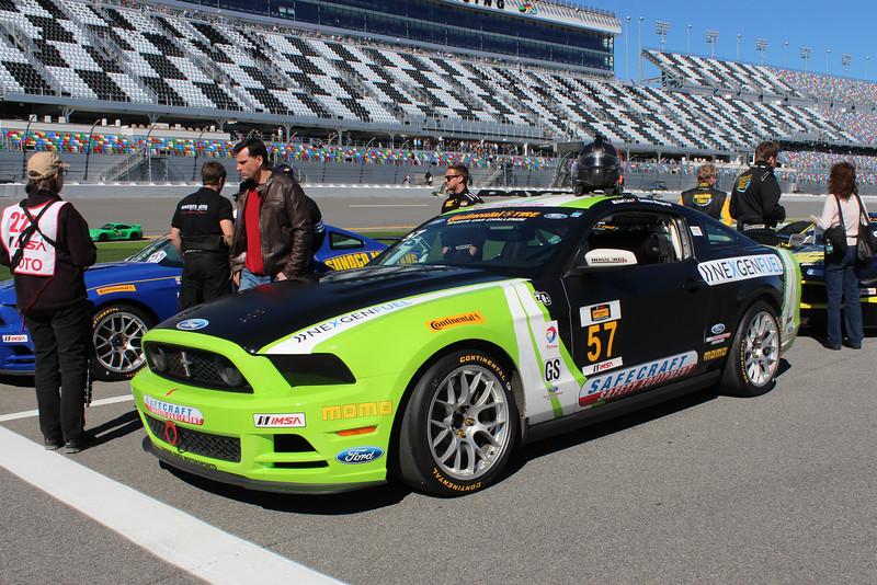 GS-Racers Edge Motorsports/Mustang Boss 302R