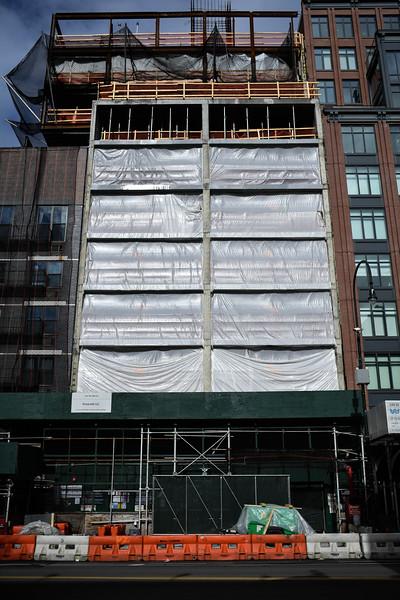 2021.02.16 NYC High Line, Chelsea, Hudson Yards