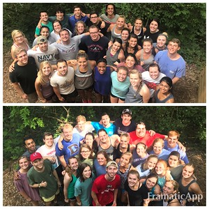 Ropes Course (8/26/17)