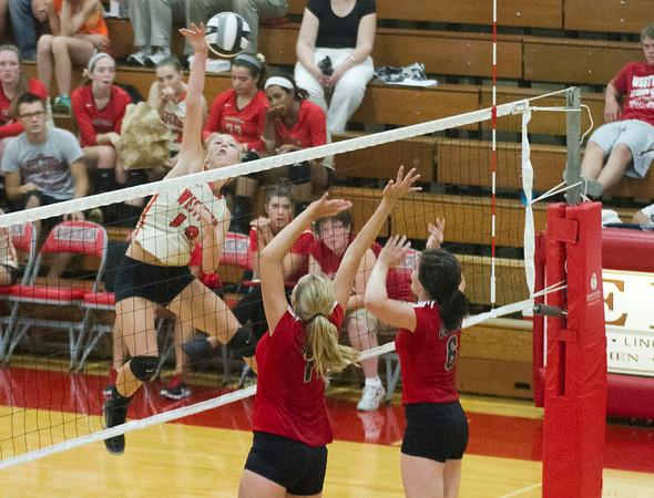 Goshen vs. Westview Volleyball