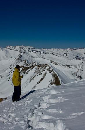 Mt. Owen 3-14-09