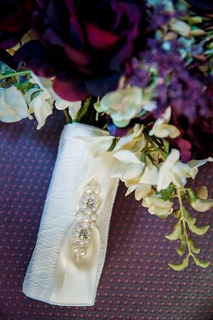 Lauren & Josh Color Wedding Photos