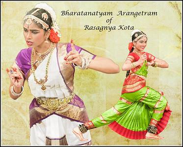 Rasagnya's Arangetram