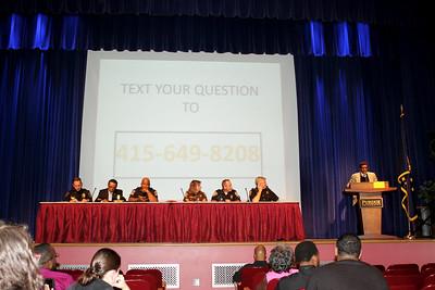 One Community:  Unpacking Ferguson Forum 22-Sept