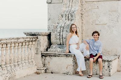 Alana and Gavin