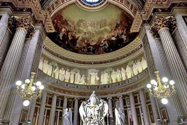 La Madeleine - interieur