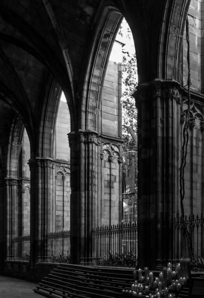 Cathedral of Santa Eulalia (La Seu)