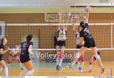 «Limmi School Volley Bastia - Tuum Perugia Volley» #B1Fvolley