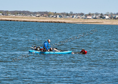 West Haven Kayaker in Distress