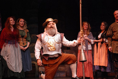Man of La Mancha, 2009