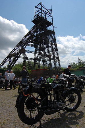 Astley Colliery Motorcycle show 2009