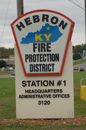Hebron Fire Protection District Open House 2011