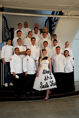 Chefs for Seals - Protect the Seals [2010.04.22]