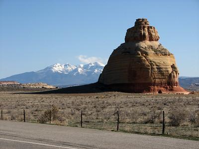 Moab to Hanksville - 4-17-2008