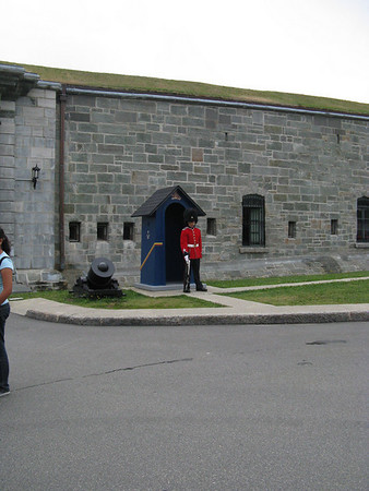 Changing of the Guard Quebec