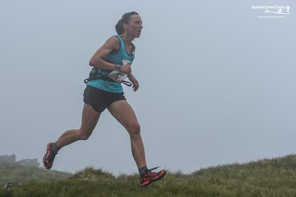 Ras y Moelwyn - Bwlch Stwlan at 4.8 Miles