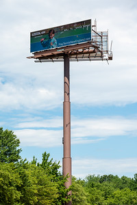 USTA Billboard - I am a tennis player