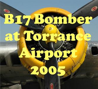 WW2 B17 Bomber Torrance California