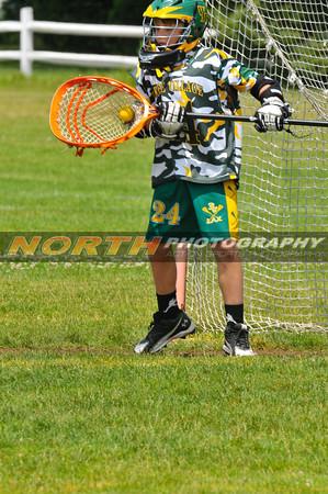 9) (5th grade boys) 3 Village Green vs. LI Raiders