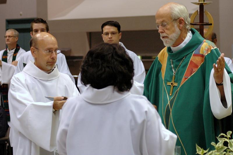 Presiding Bishop Hanson