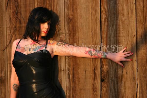 Photo by Nick Altamirano. Model Cynthia