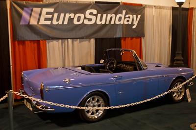 EuroSunday Sacramento October 2012 Sacramento Intl Auto Show