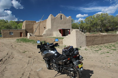 Fort Union-Loma Parda-Sipapu AT Ride  5-13-19