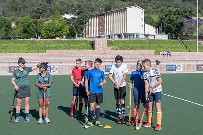 20191116 New Grade 8 2020 Hockey day