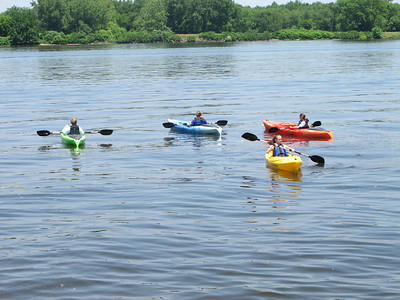 River Connections Summer Camp