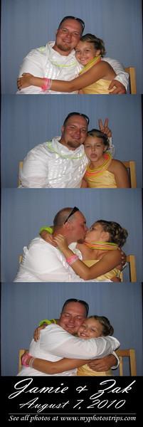 Jamie & Zak (8-7-2010)