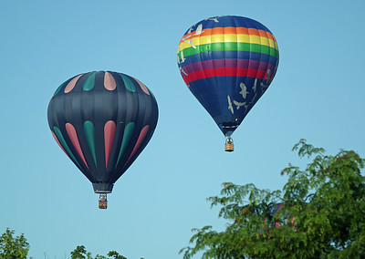 Western Pennsylvania Balloon Quest, July 16, 2017