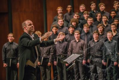 2018 High School Men's Chorus