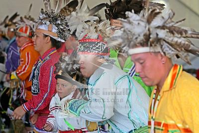 9/20/2019 - Native American Cultural Dance - Tsha'Hon'nonyen'dakhwa' , Onondaga Nation Territory (Onondaga Nation Arena, Nedrow, NY) - Photographer Spencer Tulis