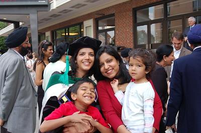 05-2008 Sapna MCG Graduation
