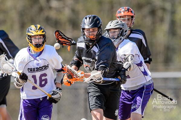 NDHS Lacrosse 2015
