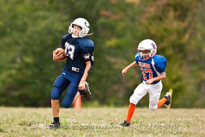 2011 FCC Football vs Silver Creek