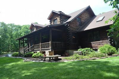 Brady Road Cabin