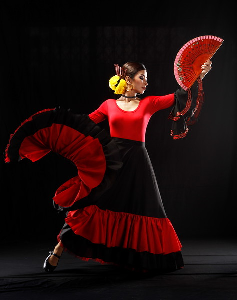 Folk Dance and Flamenco