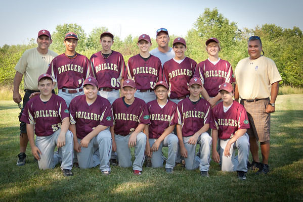 14u Team Photo