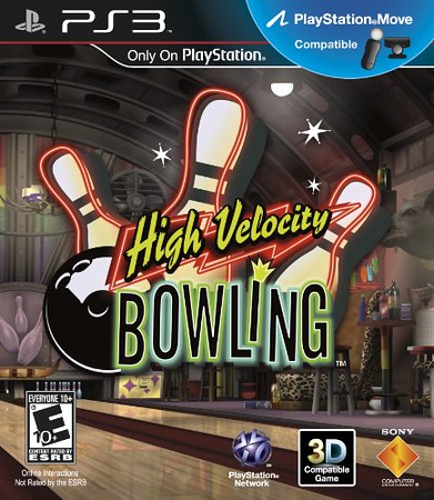 PSN- High Velocity Bowling