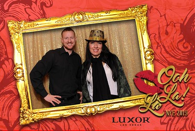 Luxor NYE Party 2019