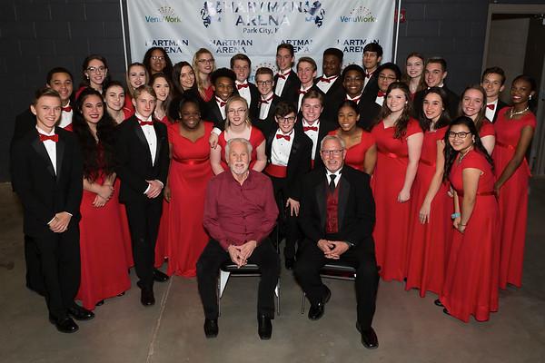 12-1-17 Park City, KS Choir